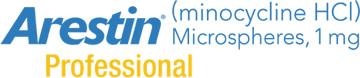 Arestin Professional (minocycline HCI) Microsperes, 1mh