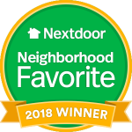 nextdoor neighborhood faborite 2018 winner