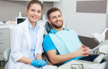 Dental Patient and Dentist